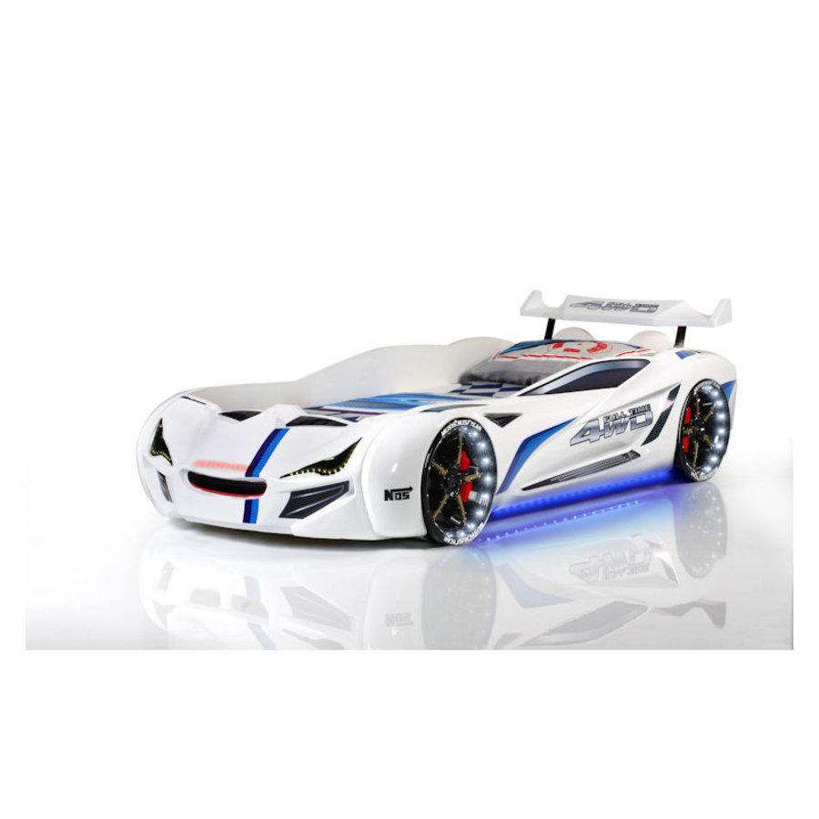 Autobed - Racebed Street racer GT1 - wit-3