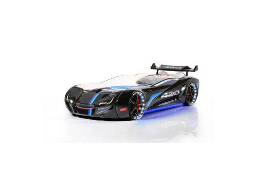 Autobed - Racebed Street racer GT1 - zwart