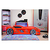 Autobed - Raceauto bed Drag Racing - rood