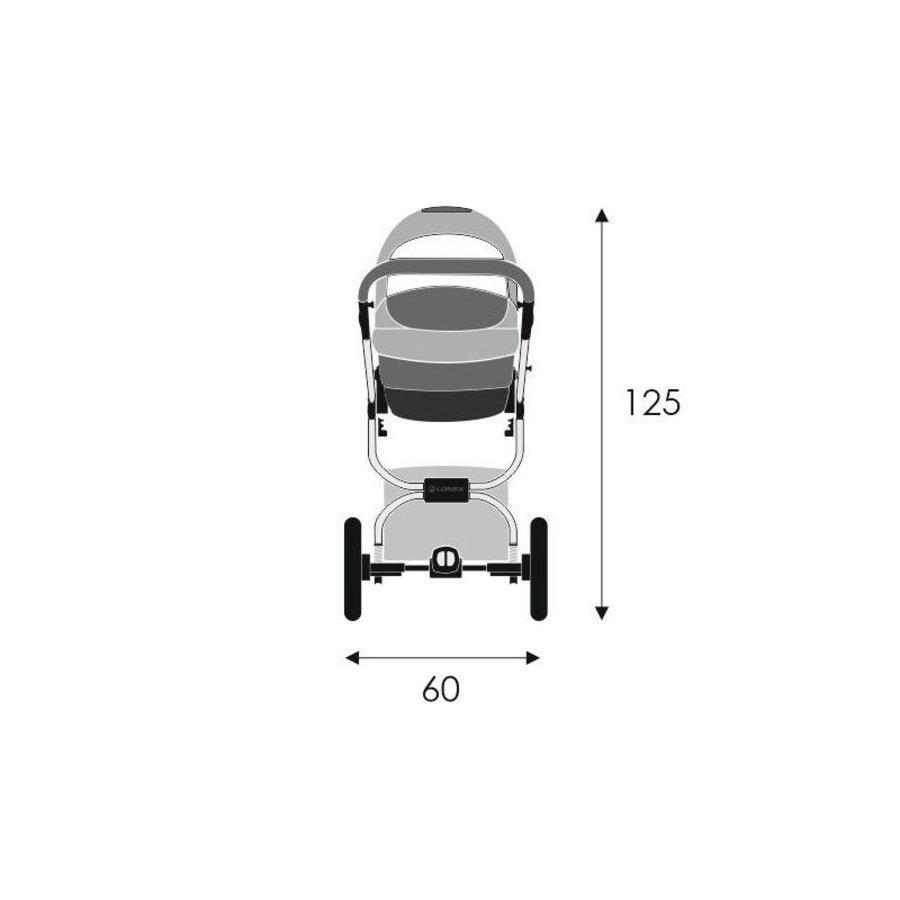 Combi kinderwagen 3 in 1 Cosmo 01-4