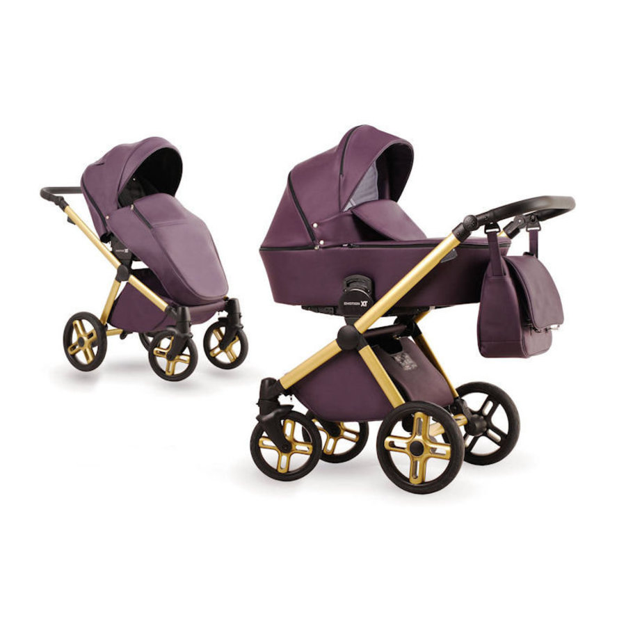 Combi kinderwagen 3 in 1 Emotion-2