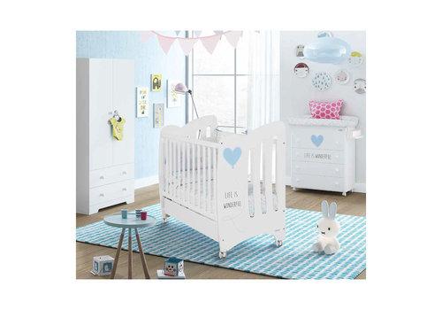 Babykamer Wonderful - 3-delig