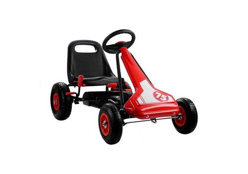 Skelter - Go-cart 75 - rood