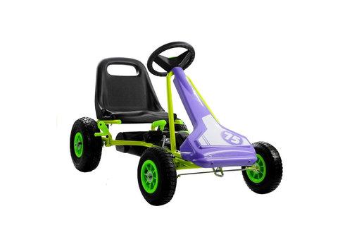 Skelter - Go-cart 75 - violet