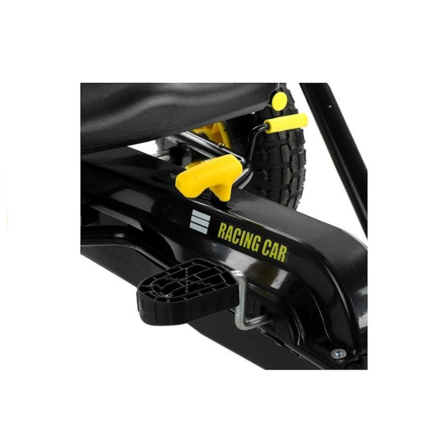 Go-Cart Racing Car met luchtbanden met handrem-4