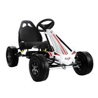 thumb-Go-Cart Monster met luchtbanden met handrem-1