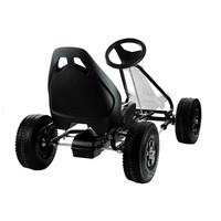 thumb-Go-Cart Monster met luchtbanden met handrem-4
