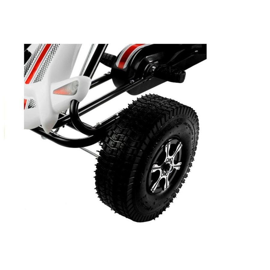 Go-Cart Monster met luchtbanden met handrem-5