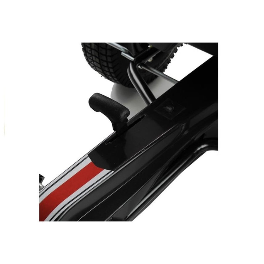 Go-Cart Monster met luchtbanden met handrem-6