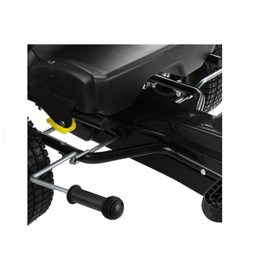 Go-Cart Monster met luchtbanden met handrem-7