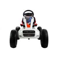 thumb-Elektrische Skelter - Go-cart Ford - wit-3