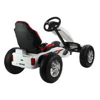 thumb-Elektrische Skelter - Go-cart Ford - wit-5