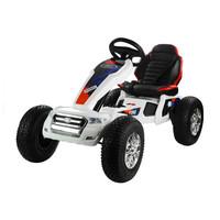 thumb-Elektrische Skelter - Go-cart Ford - wit-2