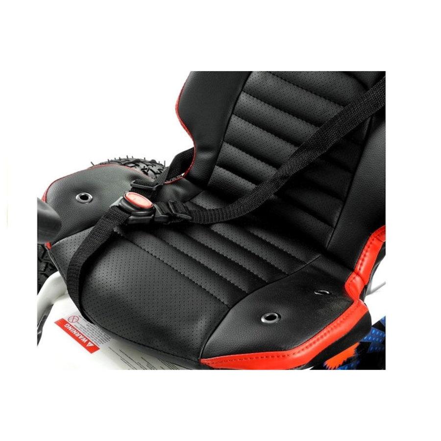Elektrische Skelter - Go-cart Ford - wit-8