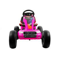 thumb-Elektrische Skelter - Go-cart Ford - roze-3