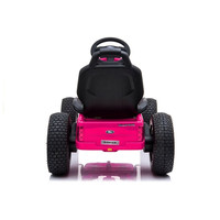 thumb-Elektrische Skelter - Go-cart Ford - roze-5