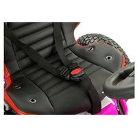 thumb-Elektrische Skelter - Go-cart Ford - roze-6