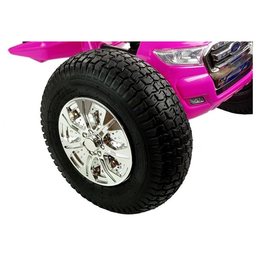 Elektrische Skelter - Go-cart Ford - roze-9