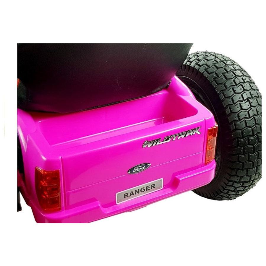 Elektrische Skelter - Go-cart Ford - roze-10