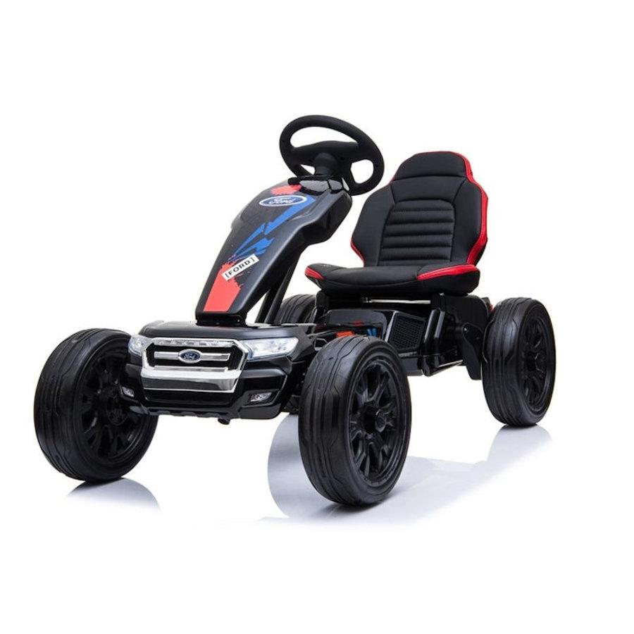 Elektrische Skelter - Go-cart Ford - zwart-2