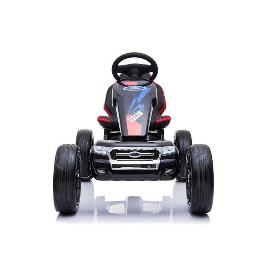 Elektrische Skelter - Go-cart Ford - zwart-3