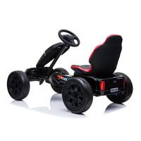 thumb-Elektrische Skelter - Go-cart Ford - zwart-4