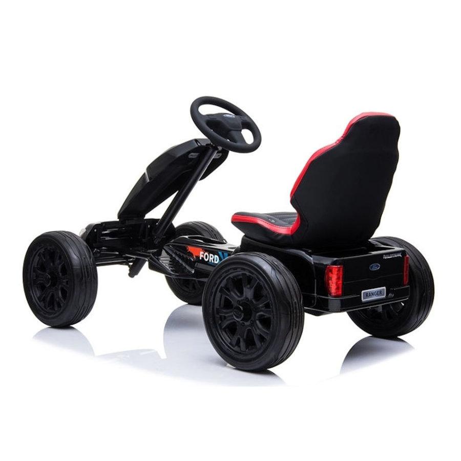 Elektrische Skelter - Go-cart Ford - zwart-4