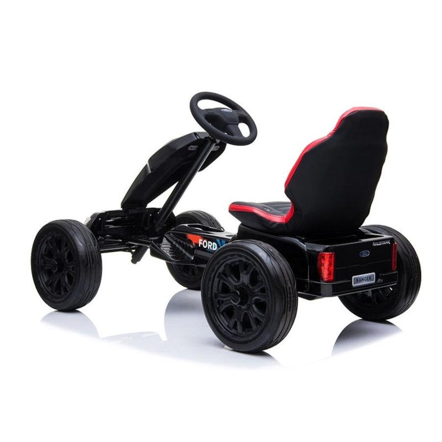 Elektrische Skelter - Go-cart Ford - zwart-6