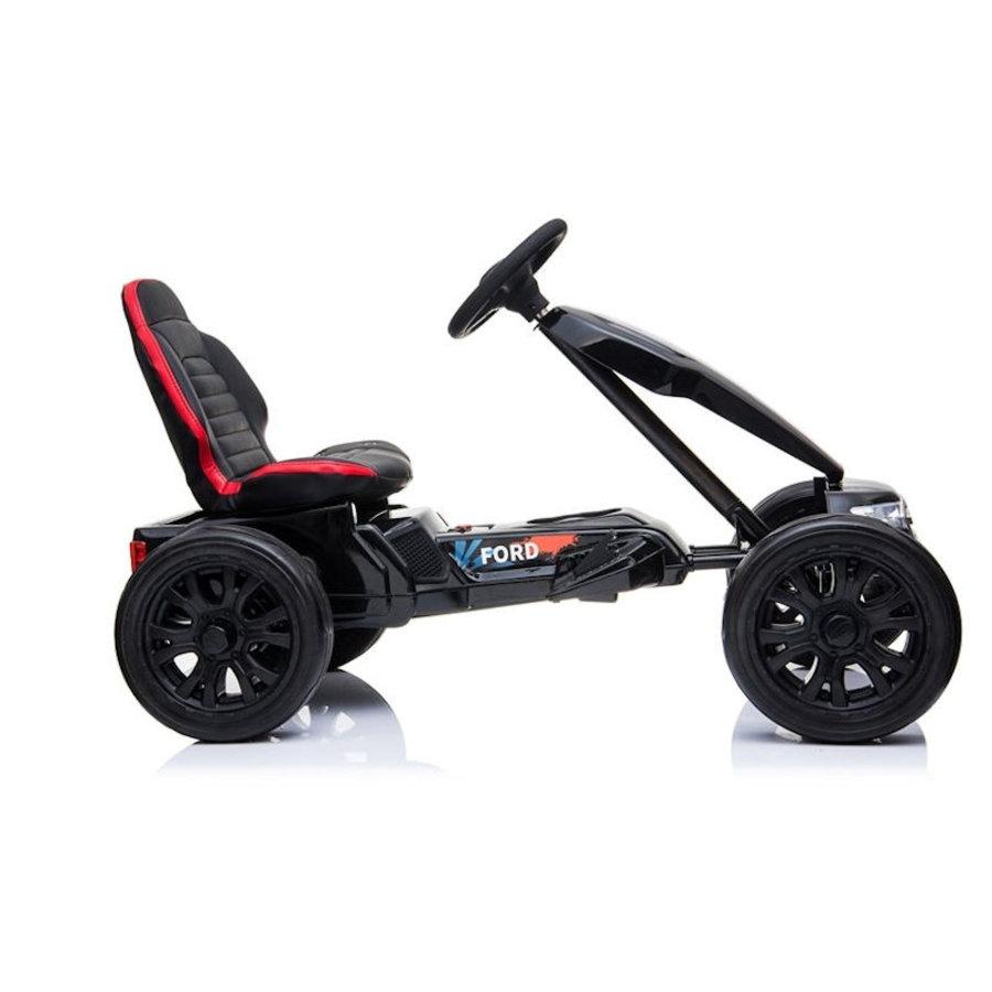 Elektrische Skelter - Go-cart Ford - zwart-7