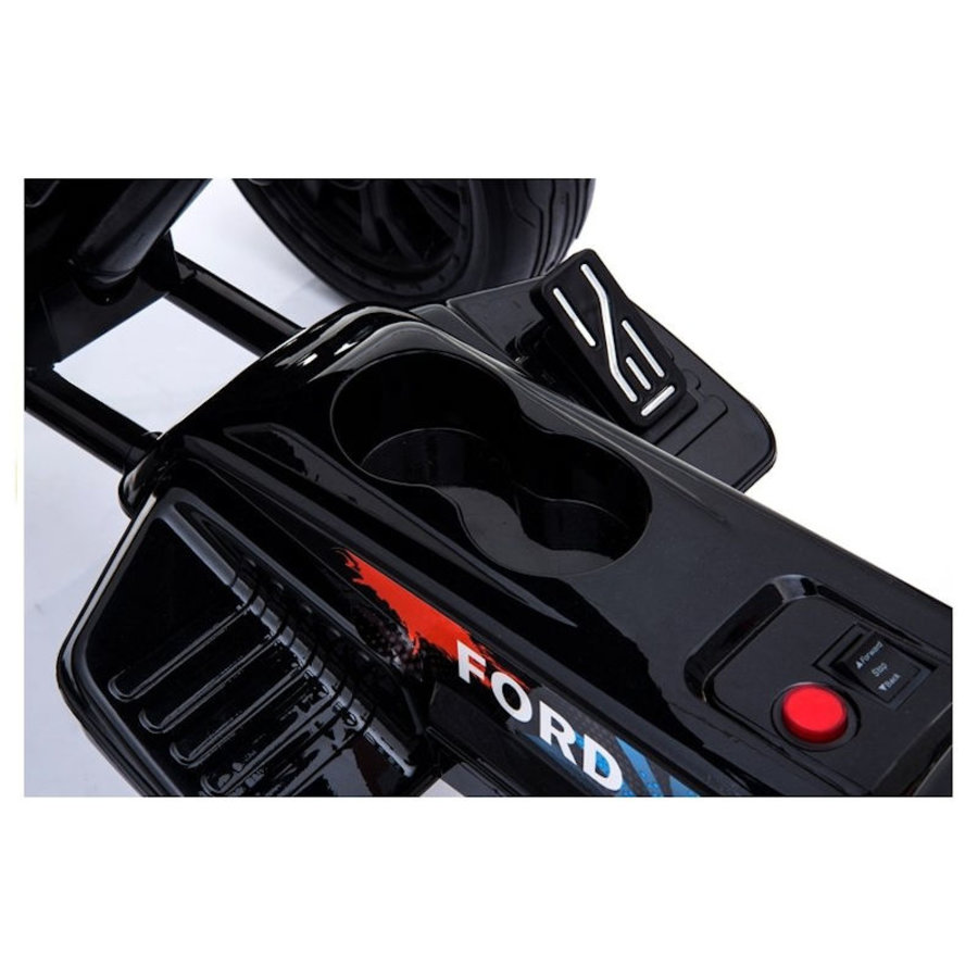 Elektrische Skelter - Go-cart Ford - zwart-9