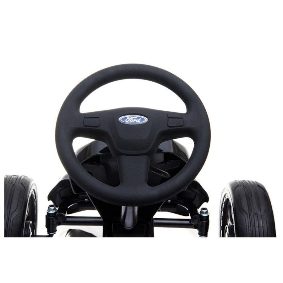 Elektrische Skelter - Go-cart Ford - zwart-10