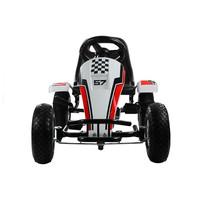 thumb-Go-Cart Race met luchtbanden met handrem-3