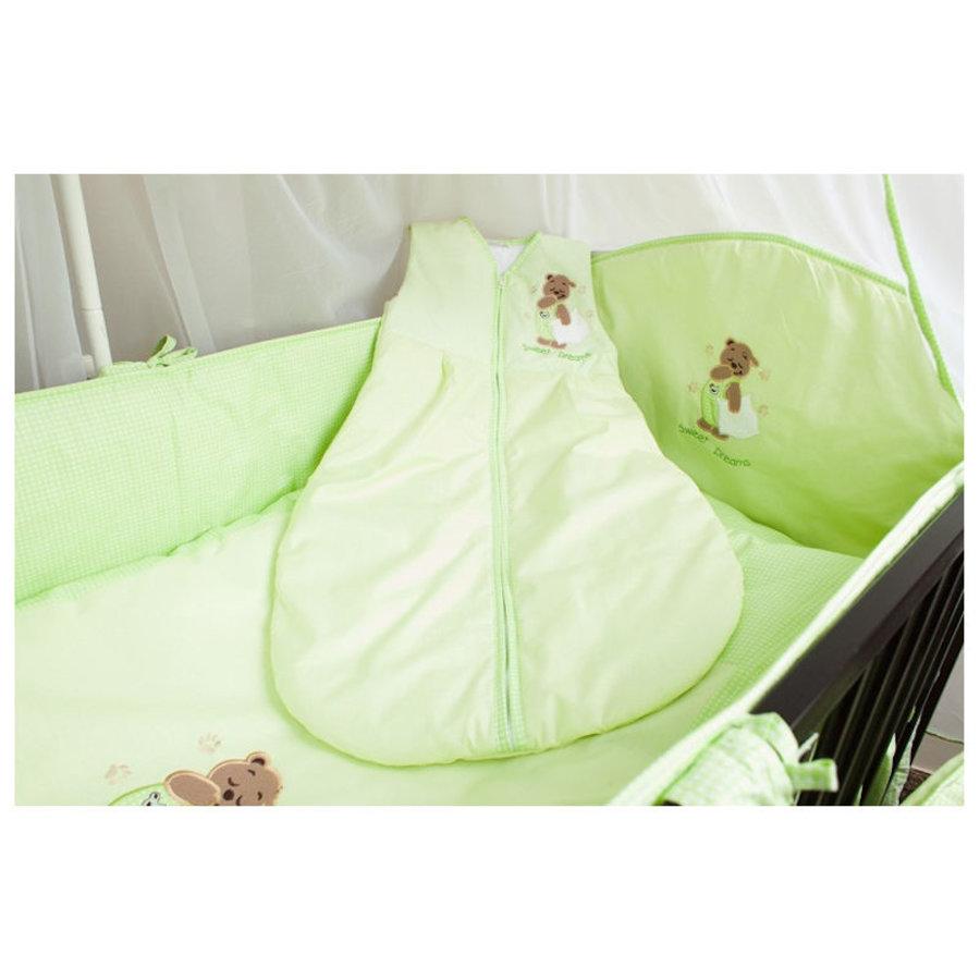 Baby slaapzak Sweat Dreams- groen-1