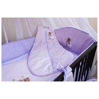 thumb-Baby slaapzak Sweat Dreams- violet-1