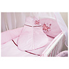 Baby slaapzak Paardje - roze