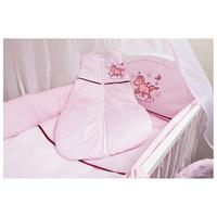 thumb-Baby slaapzak Paardje - roze-1