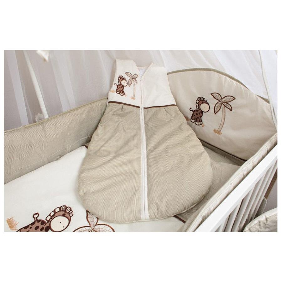 Baby slaapzak Giraffe - beige-1