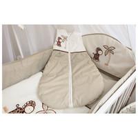 thumb-Baby slaapzak Giraffe - beige-2