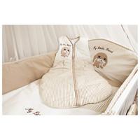 thumb-Baby slaapzak My Little Friend - beige-1