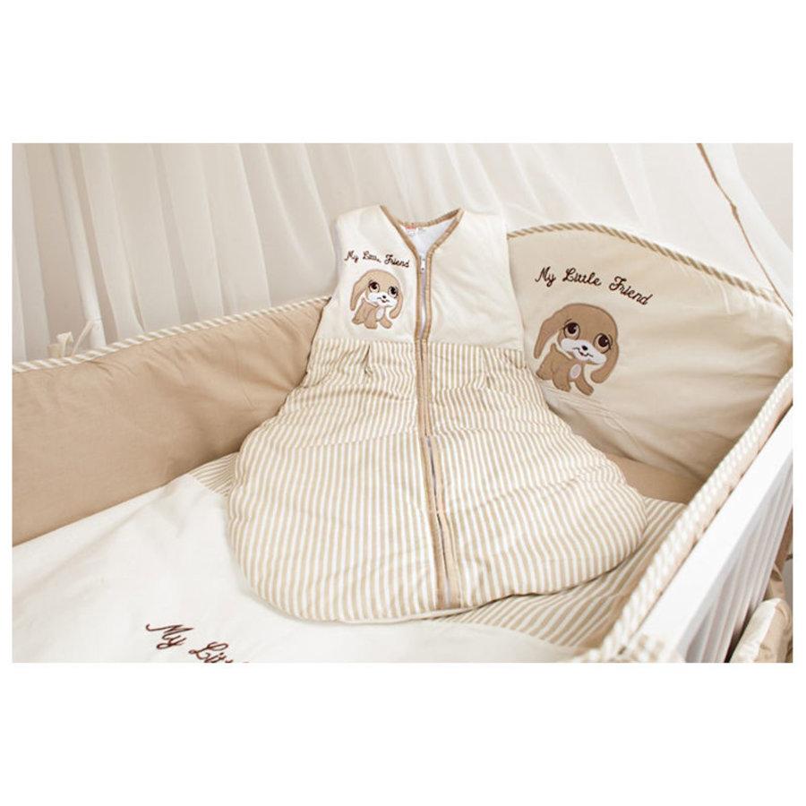 Baby slaapzak My Little Friend - beige-2