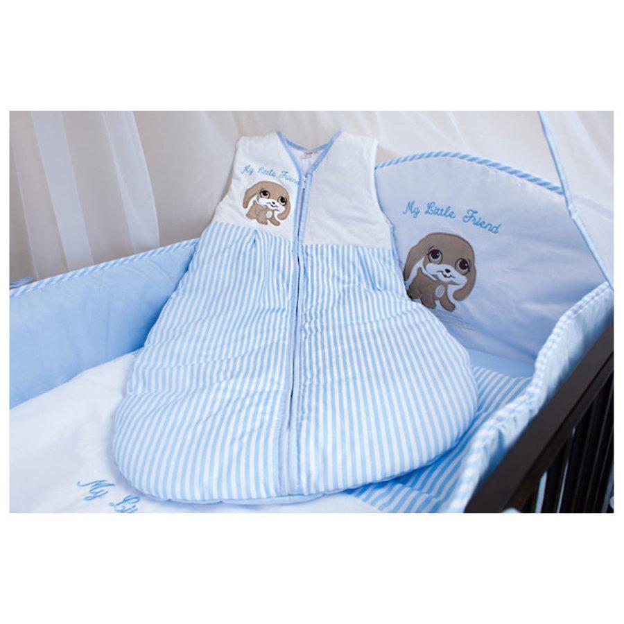 Baby slaapzak My Little Friend - blauw-2