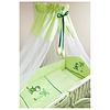 7-delig beddengoed Giraffe - groen