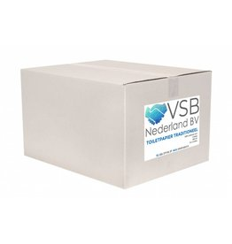 VSB Toiletpapier Traditioneel Cellulose | 40 x 400 Vel - 2 Laags