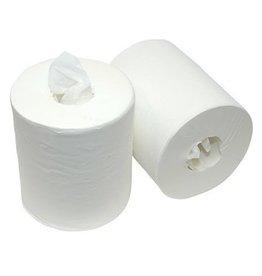 VSB Handdoekrol Mini Coreless Cellulose | 12x 19cm x 120 mtr - 1 Laags