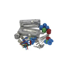 Splash Down Assembly Kit (1 x 10st)