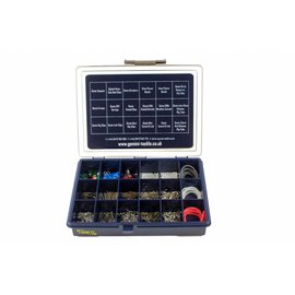 Gemini Tackle Gemini Rig Building Box  p/st