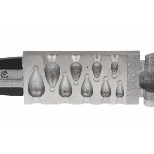 Do-it DO-IT Bell Sinker mould (9 gewichten)