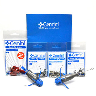 Gemini Tackle Sample Pakket Gemini Tackle