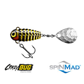 SPINMAD CRAZY BUG 6g   -   2501