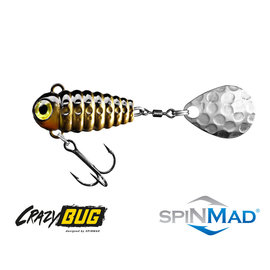 SPINMAD CRAZY BUG 6g   -   2508